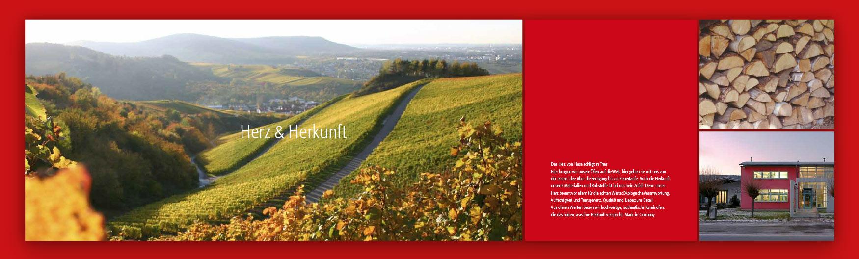 Content Relations Design Hase Kaminofenbau