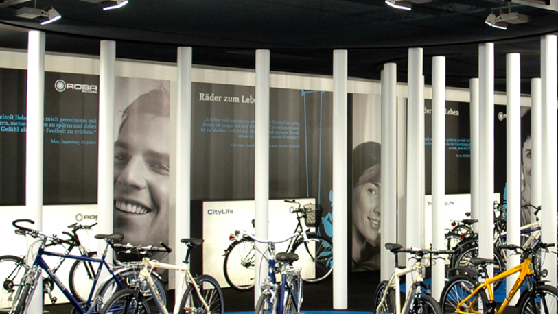 Corporate Identity ROBA BICYCLES